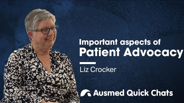 Cover image for lecture: Quick Chats: Important Aspects of Patient Advocacy